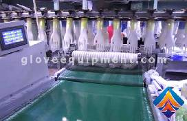 Latex Gloves Production Line China