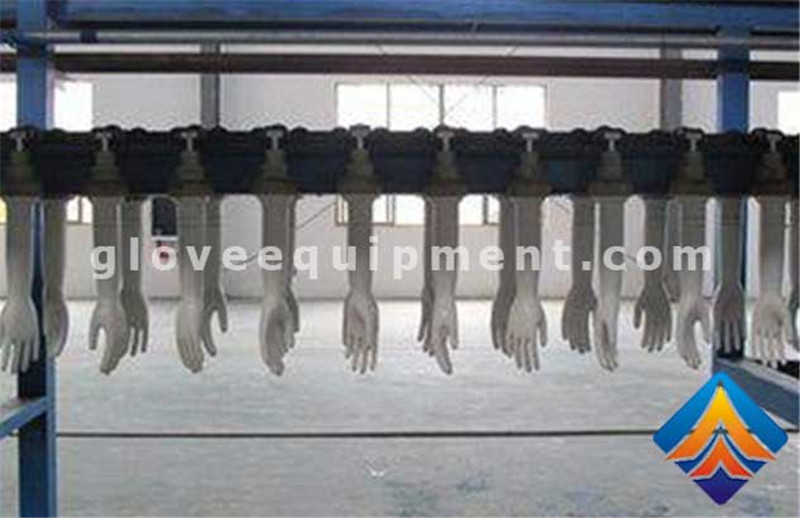 Household glove equipment process