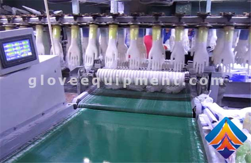 Working principle of Glove Counting Machine