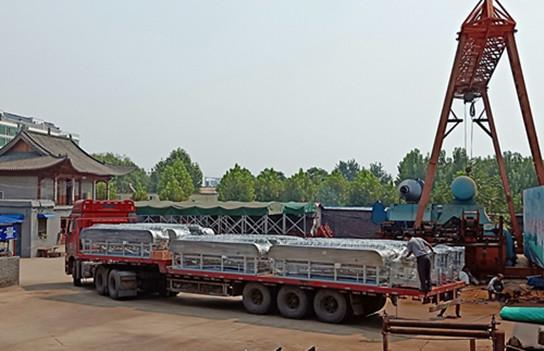 Factory shipment chart