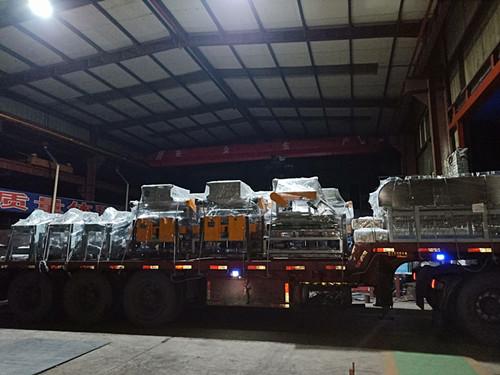 Fengwang Machinery shipping