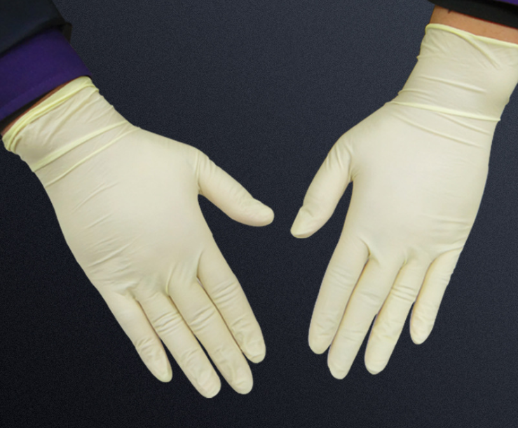Why Do Latex Gloves Turn Yellow Color?
