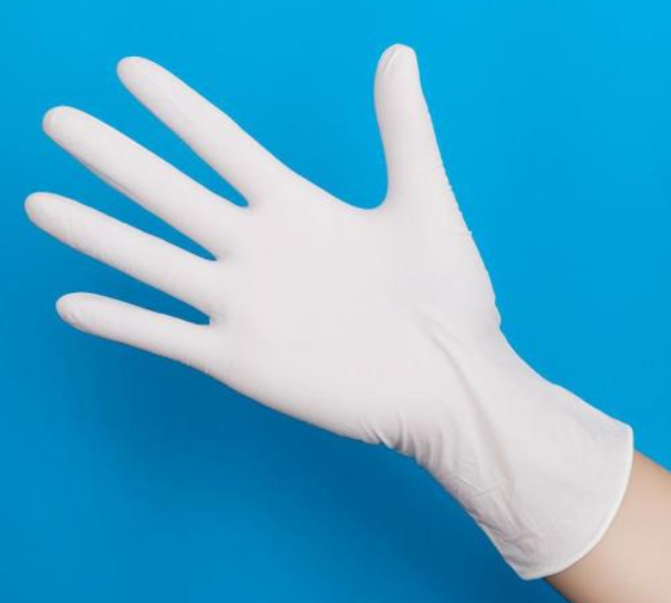 Describe The Process Of Latex Gloves