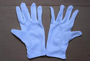 Types of gloves and maintenance matters
